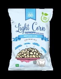 Попкорн з морською сіллю - Lightcorn
